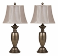 Signature Design Ruth Metal Table Lamp (Set of 2) - Ashley Furniture L200934