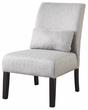 Signature Design Sesto Gray Accent Chair - Ashley Furniture A3000073