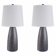 Signature Design Shavontae Poly Table Lamp (Set of 2) - Ashley Furniture L243004