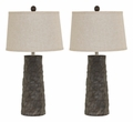 Signature Design Sinda Poly Table Lamp (Set of 2) - Ashley Furniture L328984