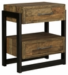 Signature Design Sommerford Two Drawer Night Stand - Ashley Furniture B775-92