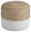 Signature Design Sweed Valley Pouf - Ashley Furniture A1000420