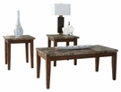 Signature Design Theo Occasional 3-Pc Table Set - Ashley Furniture T158-13