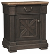 Signature Design Tyler Creek Door Night Stand - Ashley Furniture B736-91