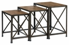 Signature Design Vennilux Nesting End Tables (Set of 3) - Ashley Furniture T500-716