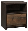Signature Design Windlore One Drawer Night Stand - Ashley Furniture B320-91