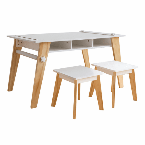 Arts & Crafts Table - White