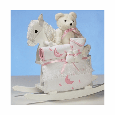 Baby Rocking Horse for Girl