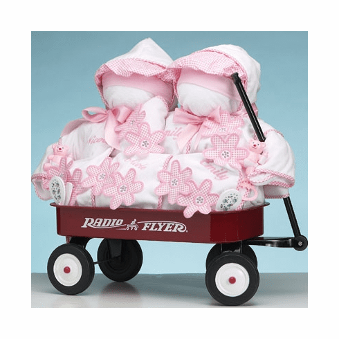 Baby Twins Deluxe Flowers Flyer