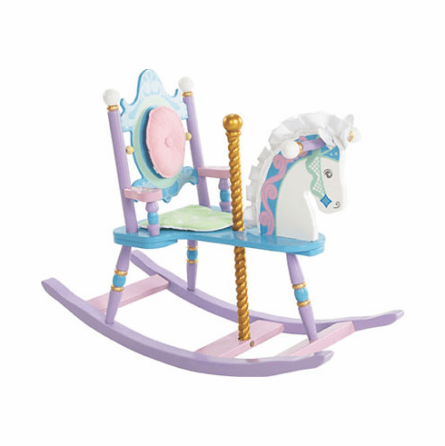 Carousel Child Rocking Horse
