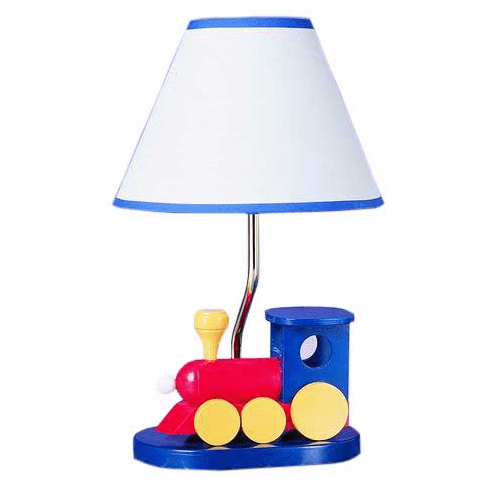 Choo Choo Train Lamp