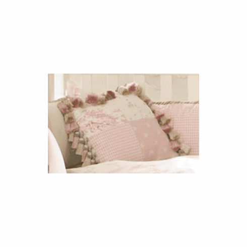 Glenna Jean Patch Baby Pillow - Isabella
