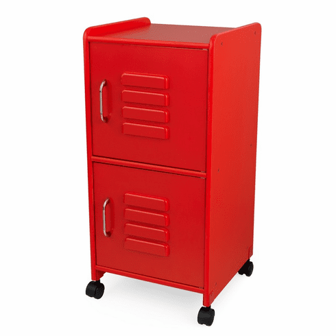 Kidkraft Child Medium Red  Locker
