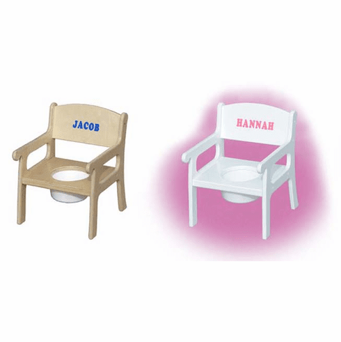 Little Colorado Personalized Potty Chair