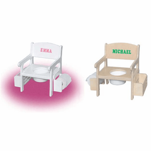 Little Colorado Personalized Potty Chair with Accessories