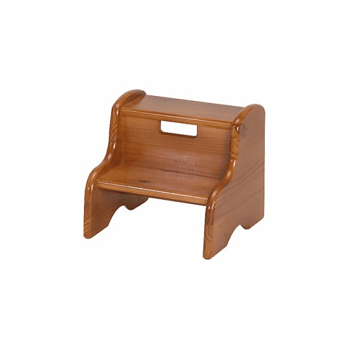 Little Colorado Solid Color Personalized Child Step Stool