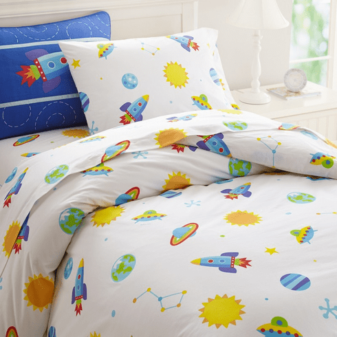 Out of this World 100% Cotton Duvet Cover - Full