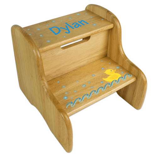 Personalized Fixed Step Stool