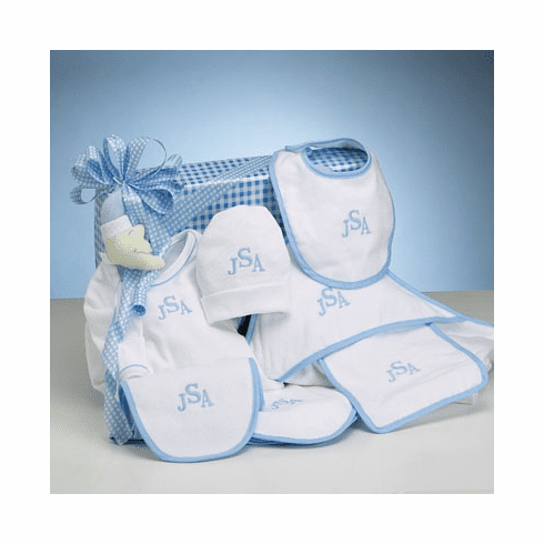 Personalized Layette Collection (Boy)