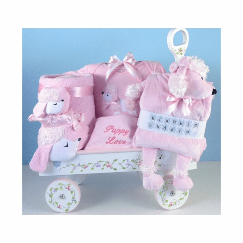 Puppy Love Deluxe Wagon (Girl)