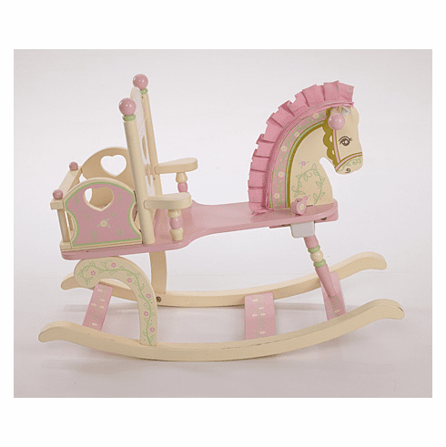 Rock a My Baby HorseChild Rocking Chair