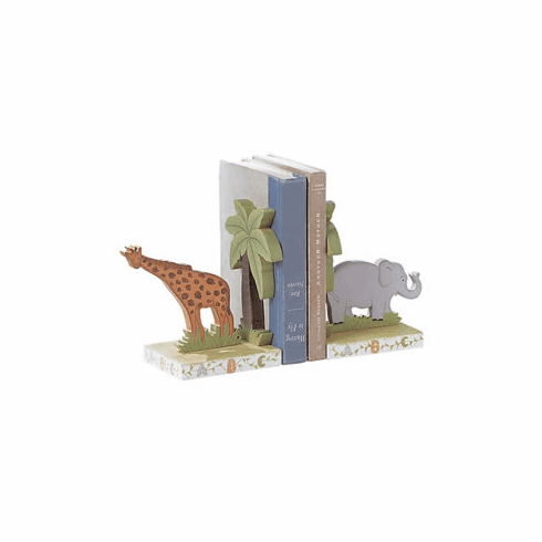 Teamson Animal-Themed Child Book Ends