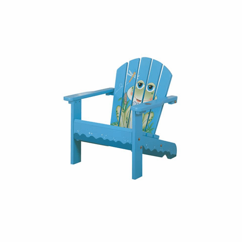 Teamson Child Frog Porch Chair