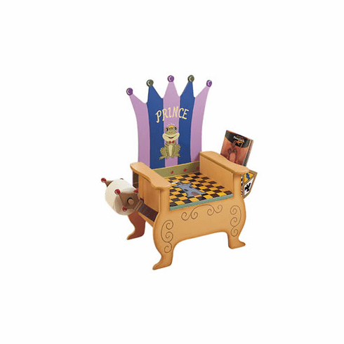 Teamson Child Prince Potty Chair and Rocker