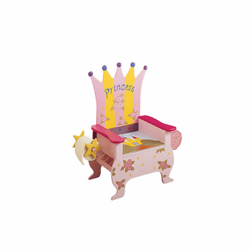 Teamson Child Princess Potty Chair and Rocker