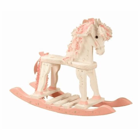 Teamson Child Rocking Horse - Princess and Frog