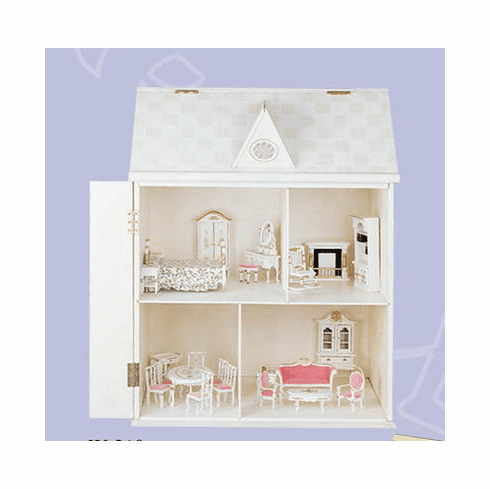 Teamson Doll House Living Room Set - 7 Piece