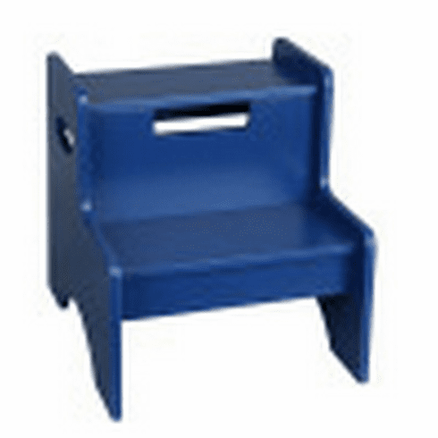 Two Step Stool - Blueberry