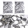"""1""""/1.25""""/2.28"""" DIY Pin Button Badge 1000/2000 Parts for Punch Press Machine US 25mm(1 inch)"""