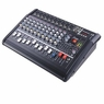 4 Channel Professional Powered USB Mixer Amplifier Amp 16DSP 48V Phantom Studio