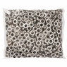 "1000 #2 3/8"" Grommets Washers Nickel Eyelets for Grommet Machine Hand Press Tool"