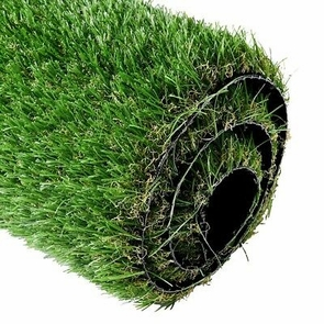 10x6.6' Synthetic Landscape Fake Grass Mat Artificial Turf Lawn Yard Landscape
