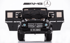 Magic Cars� Big Seater Mercedes Remote Control Electric Ride On G55 AMG G Wagon For Kids W/Leather Seat