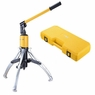 15 Ton Hydraulic Gear Puller Pulling 3in1 Pumps Oil Tube Drawing Machine w/ Case