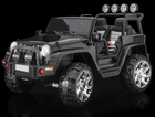 Magic Cars� 2 Seater Ride On Jeep Style Truck Mommy & Me 4X4 BIGGEST Class W/Leather Seat & Magic Cars� Parental Control