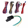 2-Way LCD Car Alarm Security System Remote Engine Start FM Fsk Pager Truck Kit