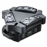 2Pcs 9x10W 4in1 Mini LED Spider Moving Head Light RGBW DMX Stage KTV Disco Party