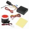 3280ft Motorcycle Alarm System Equipment LCD Transmitters Remote Engine Start