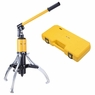3in1 Hydraulic Gear Puller Pumps Oil Tube 3 Jaws Drawing Machine 10 Ton