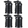 4x Round Arrays Ionic Detox Foot Bath Spa Cleanse Machine Replacement Accessory