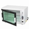 8L UV Lamp Sterilizer Cabinet Beauty Massage Nail Salon Facial Home w/ Timer