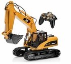 Amazing Remote Control (RC) Excavator Crawler Construction Truck W/Treads