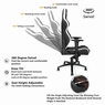 Anda Seat Racing Chair Gaming Computer Adjustable Tilt Swivel High-back 400lb