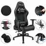 Anda Seat Racing Gaming Chair Adjustable Recliner Swivel PVC Leather High-back