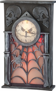Animate Haunt Grandfathr Clock Costume