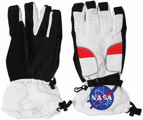 Astronaut Gloves Costume